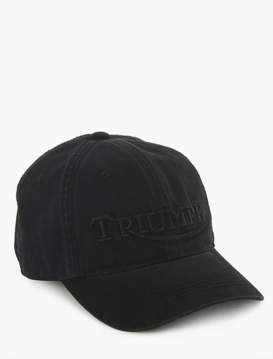 TRIUMPH EMB BASEBALL HAT, BLACK, productTileDesktop