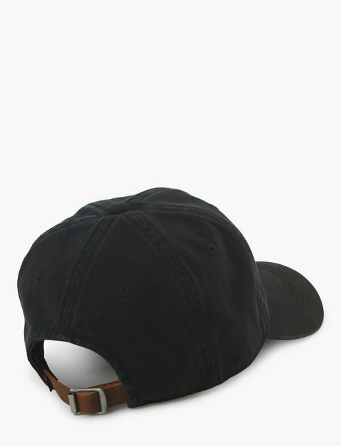 TRIUMPH EMB BASEBALL HAT, BLACK