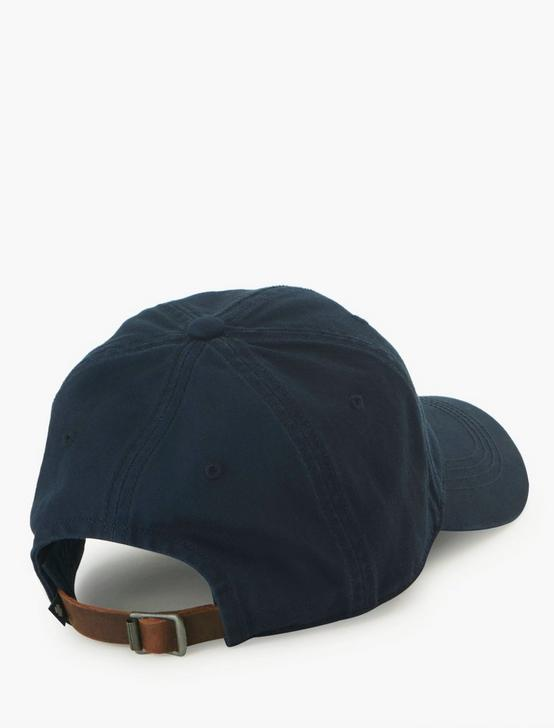 LUCKY SHIELD BASEBALL HAT, NAVY, productTileDesktop