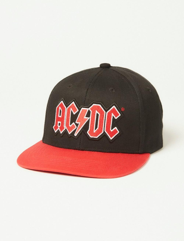 ACDC FLAT BRIM HAT, image 1