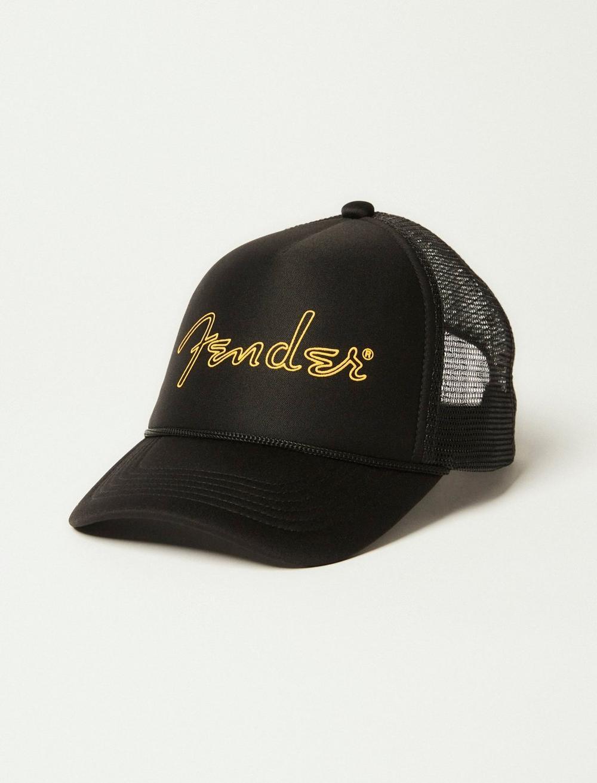 FENDER TRUCKER HAT, image 1