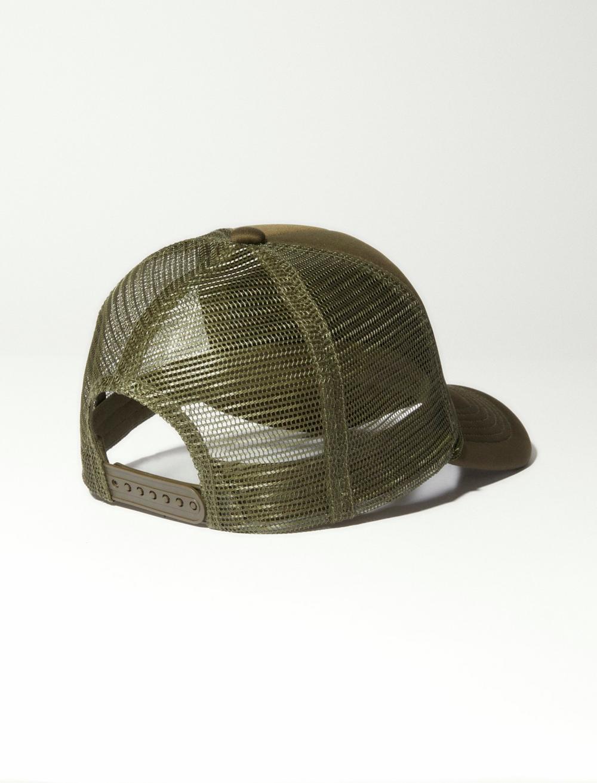 CODIGO OLIVE TRUCKER HAT, image 2