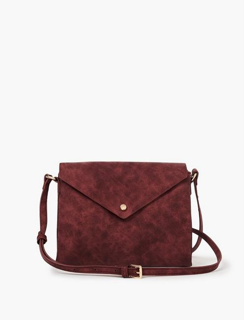 ENVELOPE CROSSBODY BAG,
