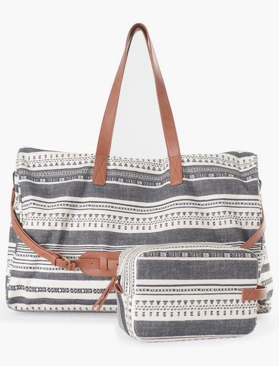 CANVAS PRINTED WEEKENDER, MULTI, productTileDesktop