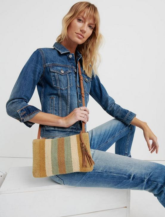 STRIPED CROSSBODY, NATURAL MULTI, productTileDesktop