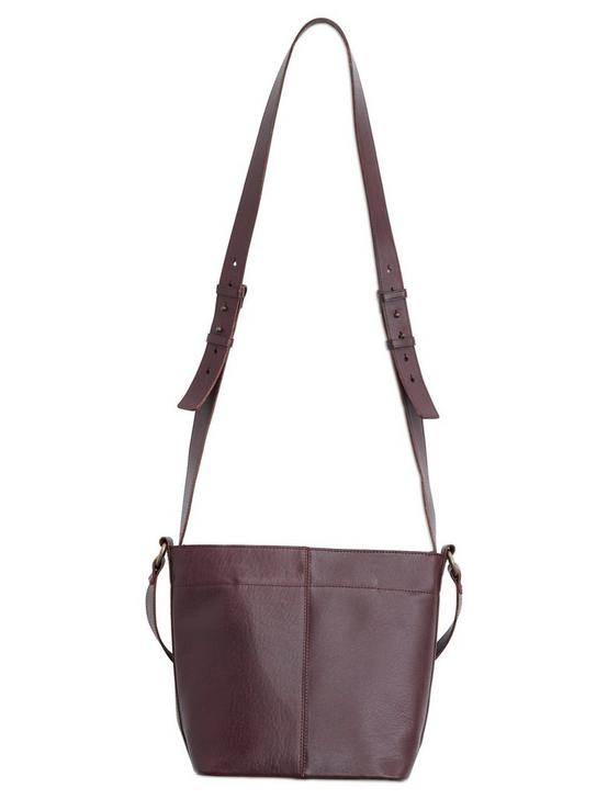 POINT SATCHEL, PLUM, productTileDesktop
