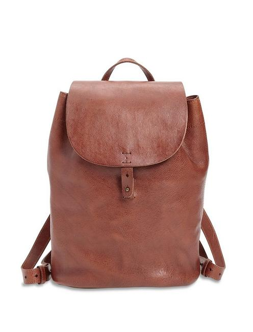 POINT LEATHER BACKPACK,