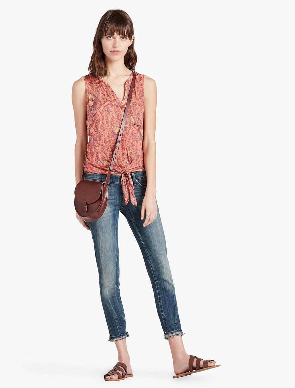 THE POINT FLAP CROSSBODY, image 2