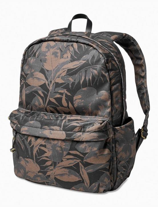 TROPICAL MEN'S BACKPACK, CHARCOAL MULTI, productTileDesktop