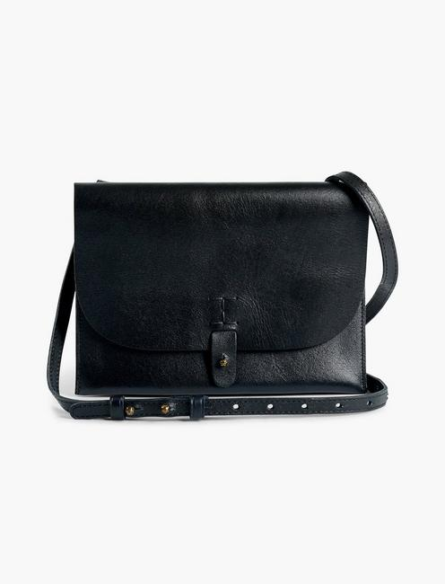 THE POINT CROSSBODY, BLACK