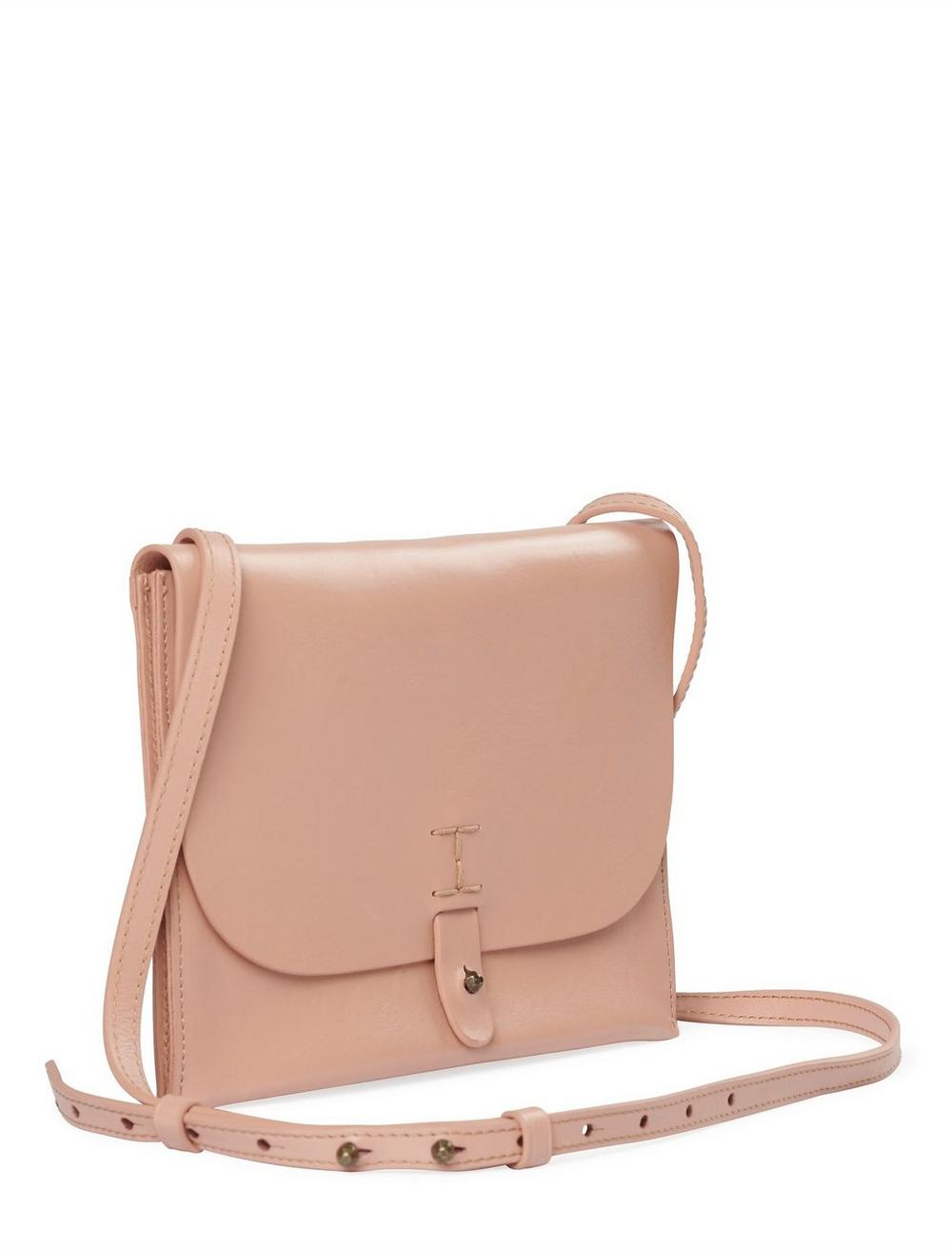 THE POINT LEATHER CROSSBODY BAG, image 3