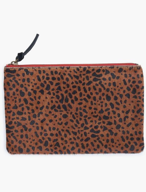 MIXED MATERIAL COLORBLOCK BAG, LEOPARD PRINT, productTileDesktop