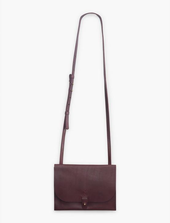 LEATHER CROSSBODY, PLUM, productTileDesktop