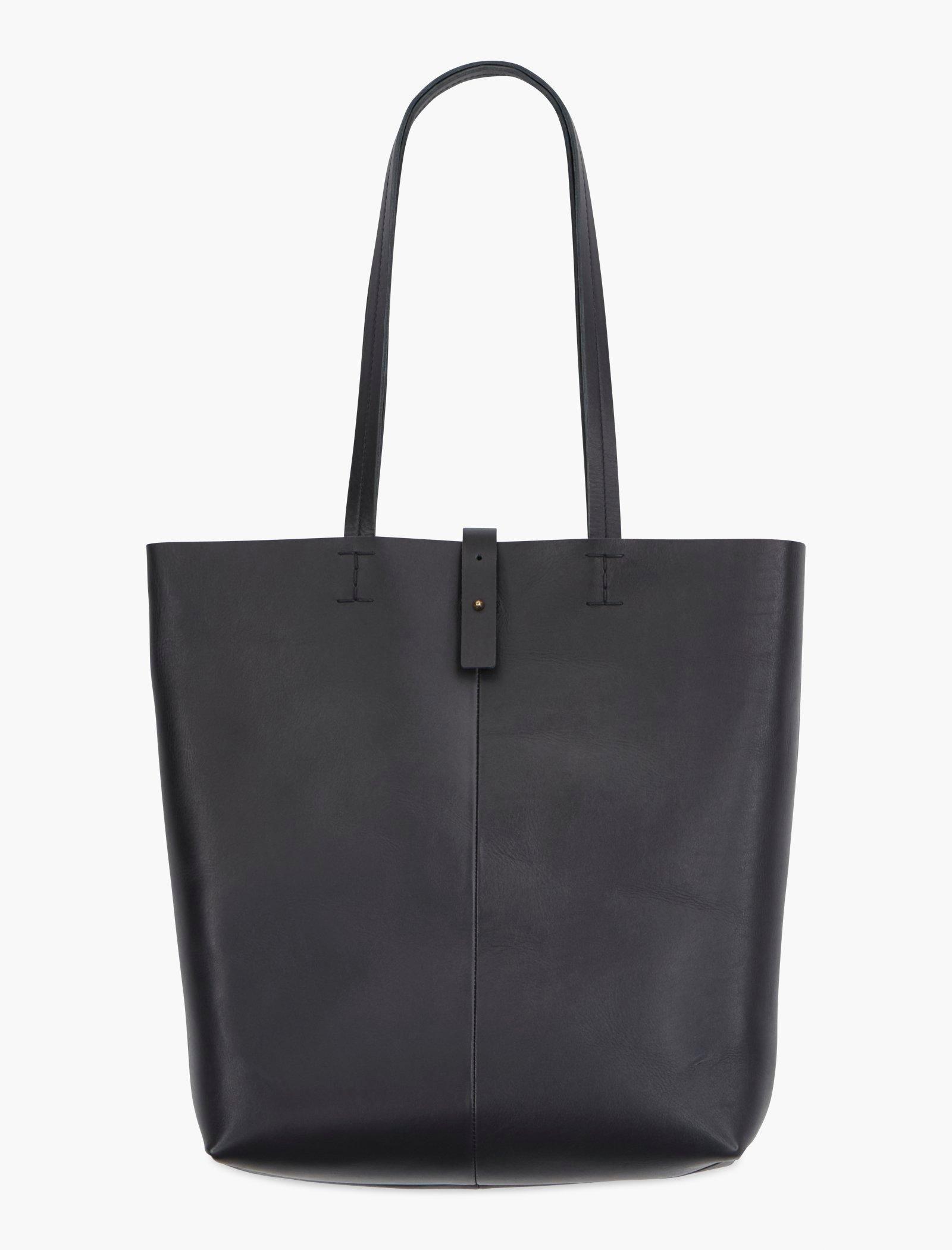 THE POINT LEATHER TOTE BAG, image 1