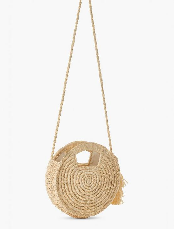 WOVEN CROSSBODY BAG, NATURAL, productTileDesktop