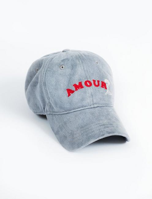 AMOUR BASEBALL HAT,