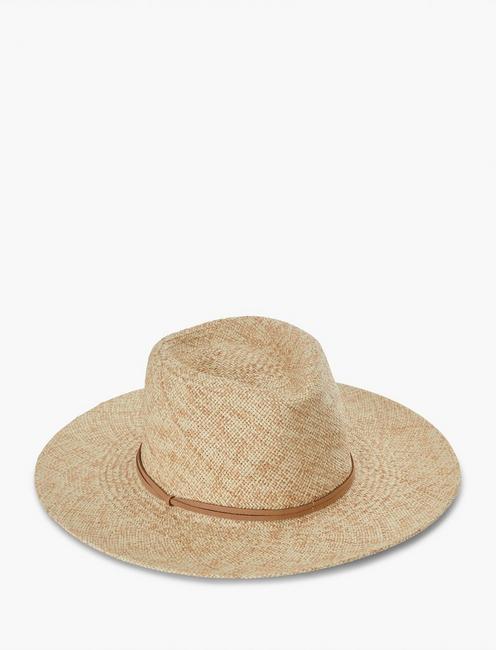 NATRUAL STRAW HAT,
