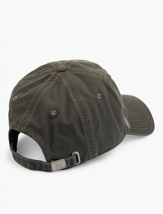 FOUR LEAF CLOVER HAT, MEDIUM DARK GREY, productTileDesktop