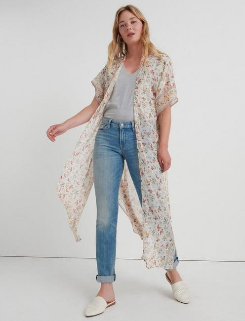 f54f9aa8a Lost In The Field Duster Kimono | Lucky Brand