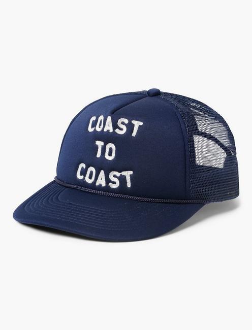 COAST TO COAST TRUCKER HAT,