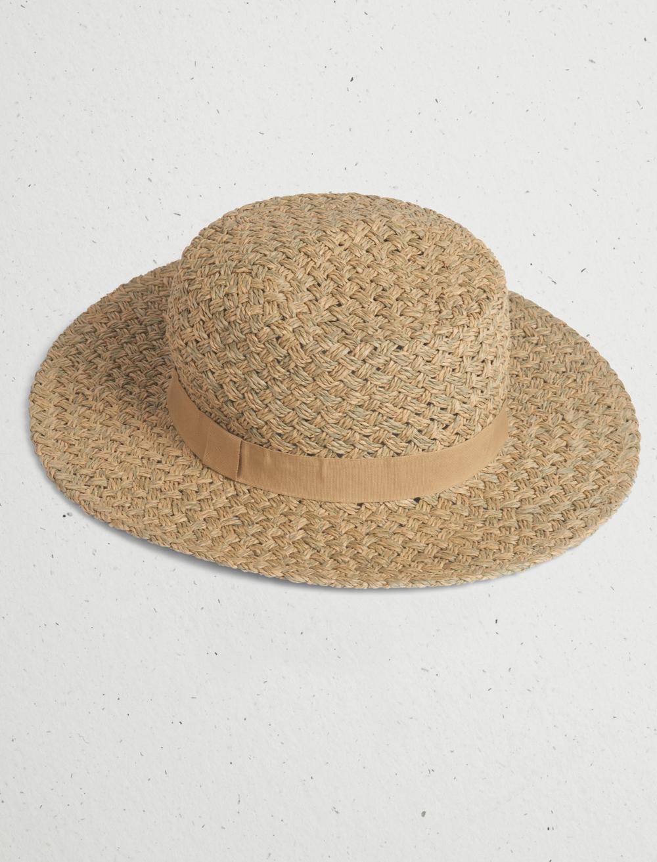SUMMER BOATER HAT, image 1