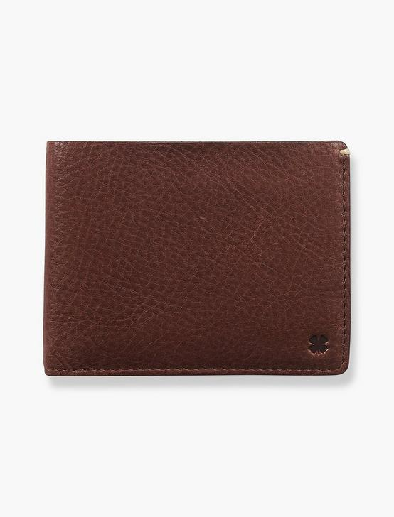 MENS LEATHER WALLET, TOBACCO, productTileDesktop