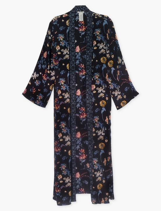 MIXED FLORAL DUSTER, MULTI, productTileDesktop
