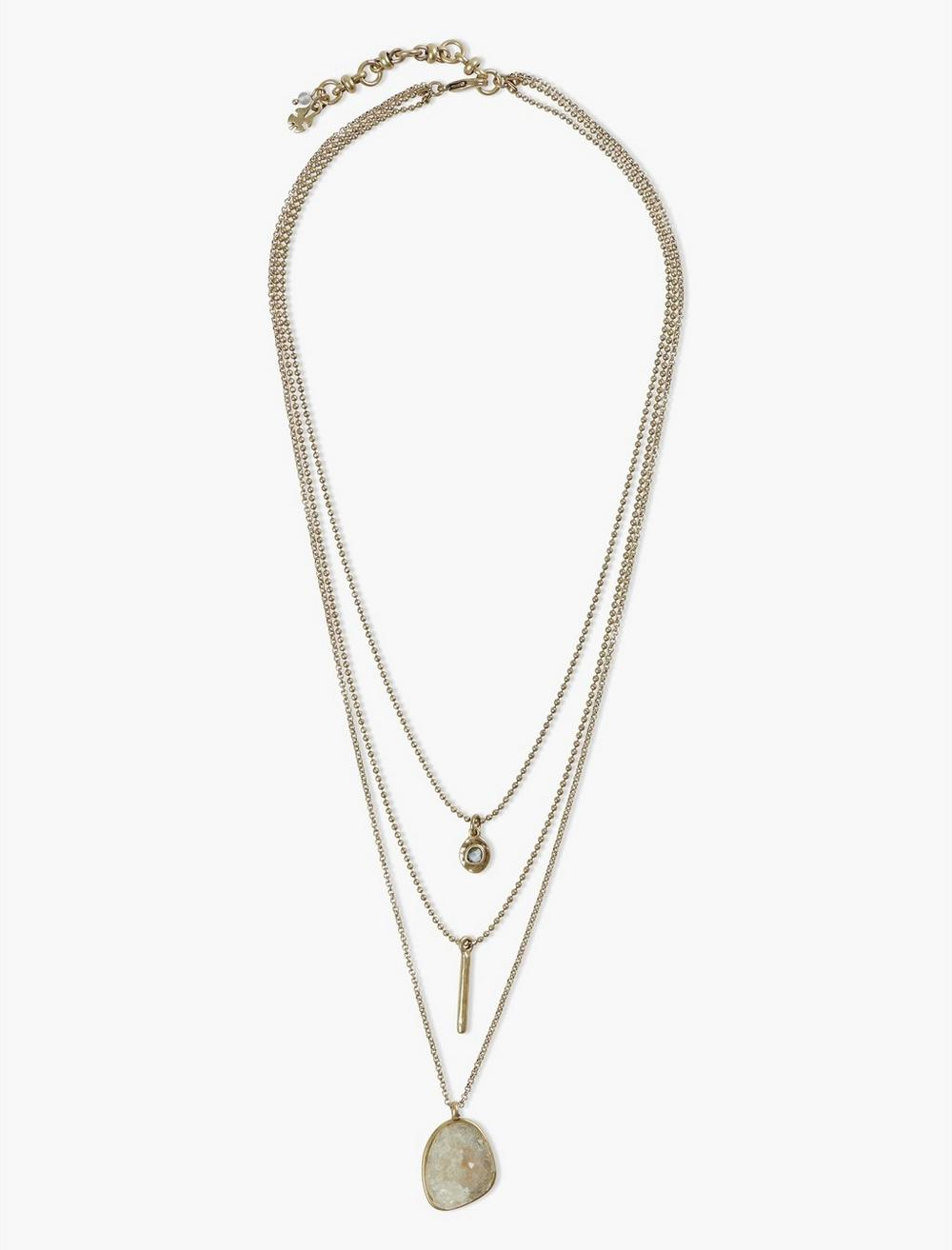 LUCKY LAYER NECKLACE, image 1