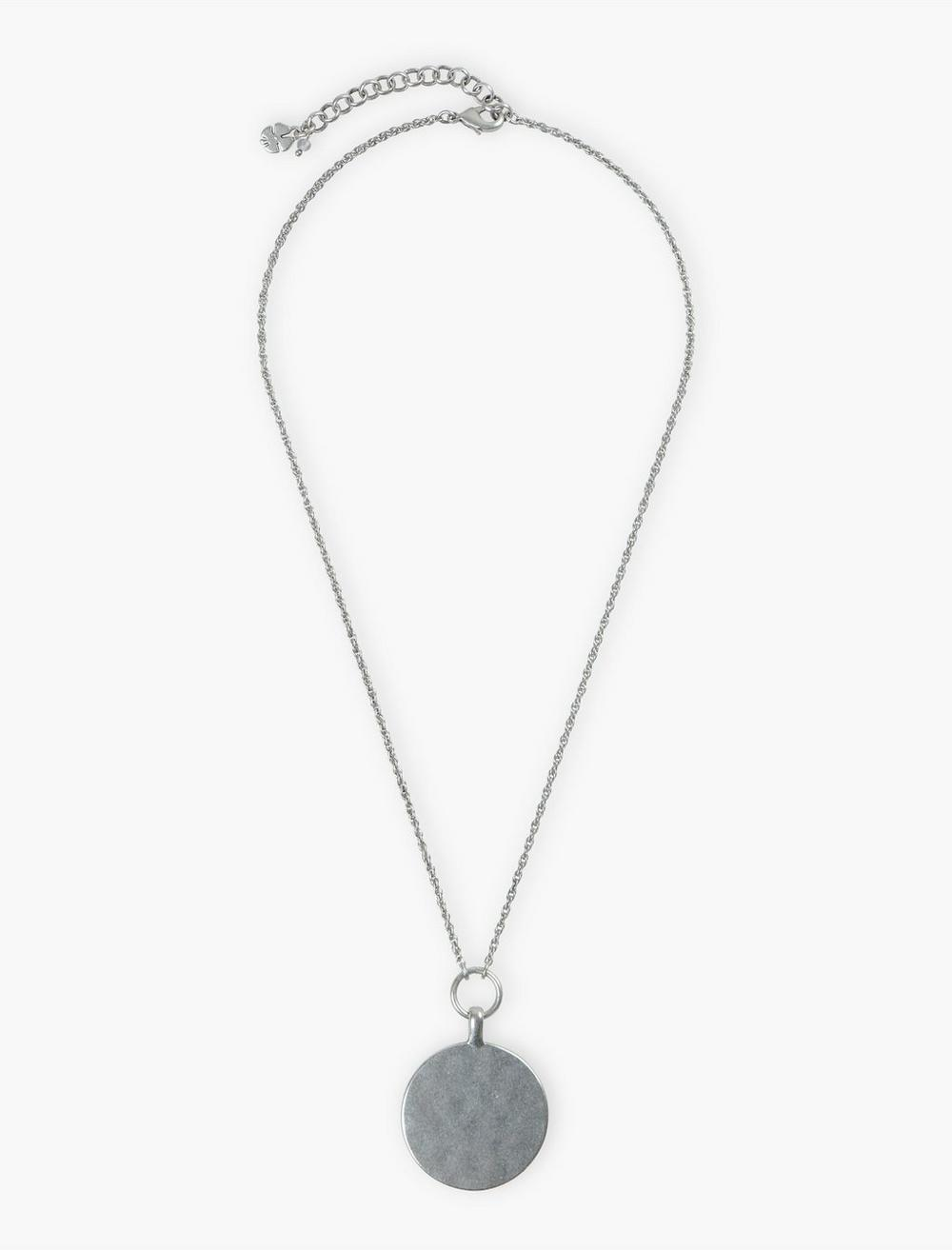 COIN PENDANT NECKLACE, image 1