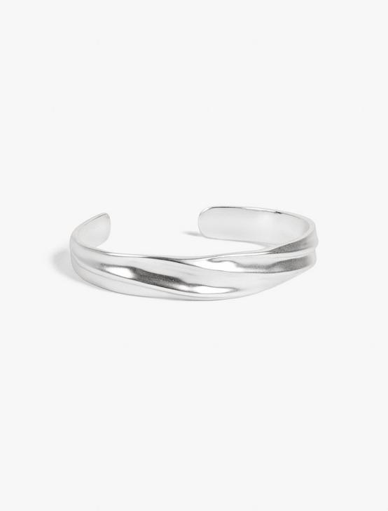 SILVER CUFF, SILVER, productTileDesktop