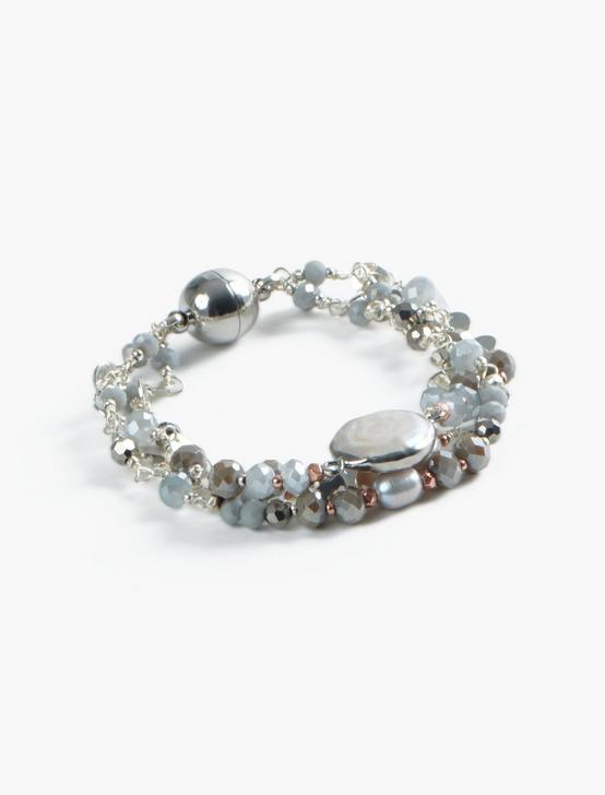 BEADED LAYER BRACELET, , productTileDesktop