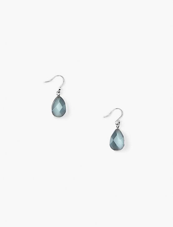 DROP EARRINGS, SILVER, productTileDesktop