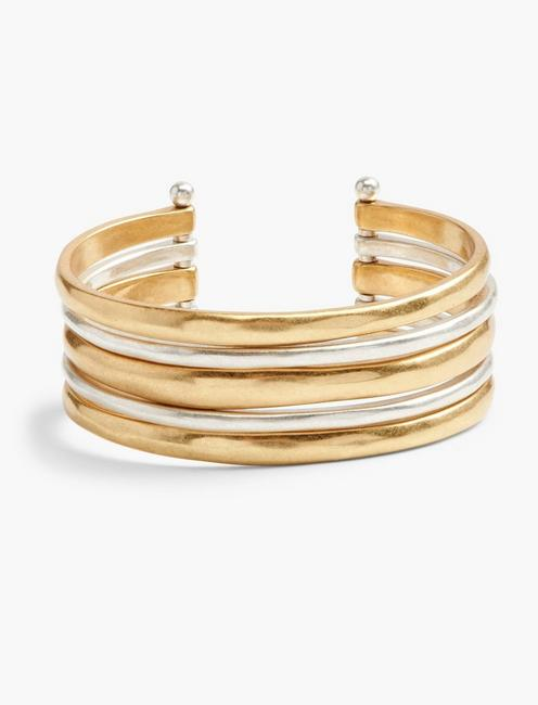 Lucky Two Tone Cuff