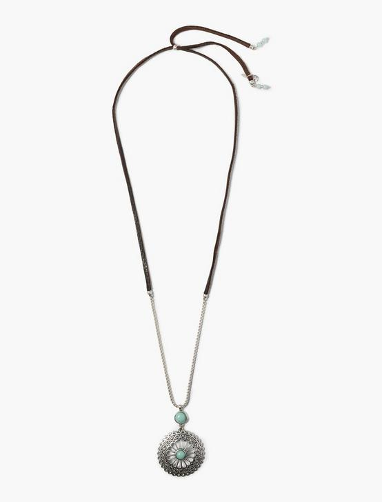 OPENWORK LAYER NECKLACE, SILVER, productTileDesktop