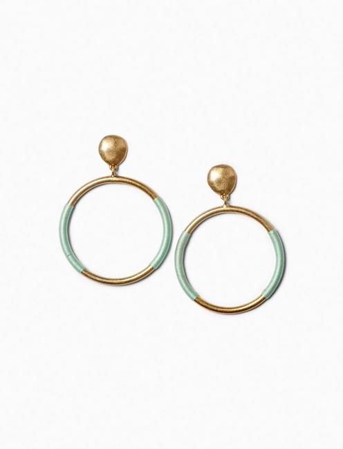 WRAPPED EARRING,