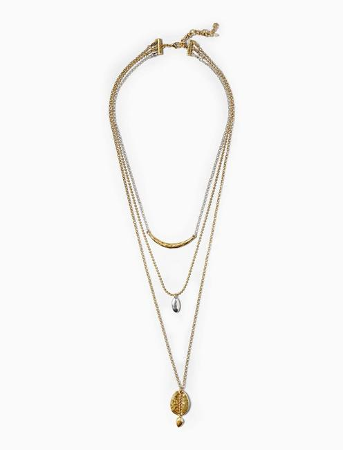LAYERED NECKLACE,