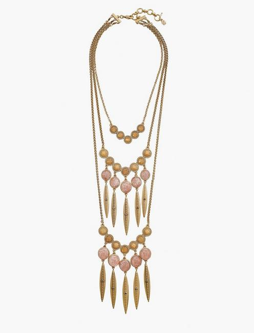 LAYER STATEMENT NECKLACE,