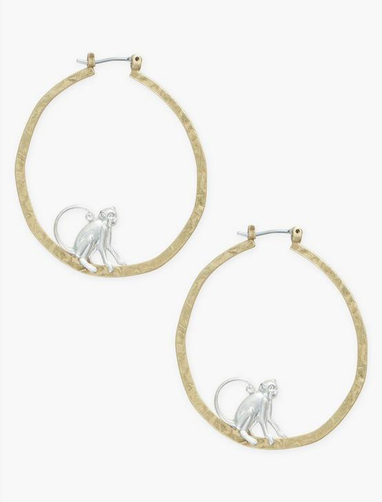MONKEY BRANCH HOOP, TWO TONE, productTileDesktop