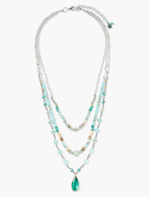 Layer Necklace,