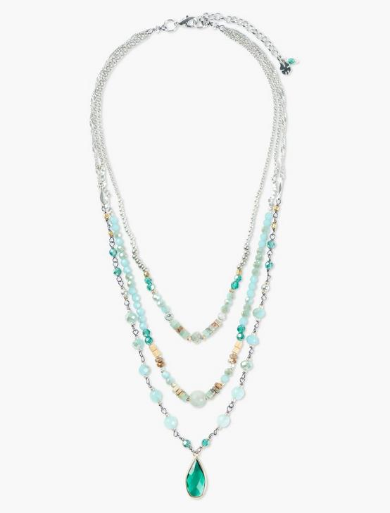 Layer Necklace, TWO TONE, productTileDesktop
