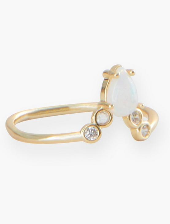OPAL RING, SILVER, productTileDesktop