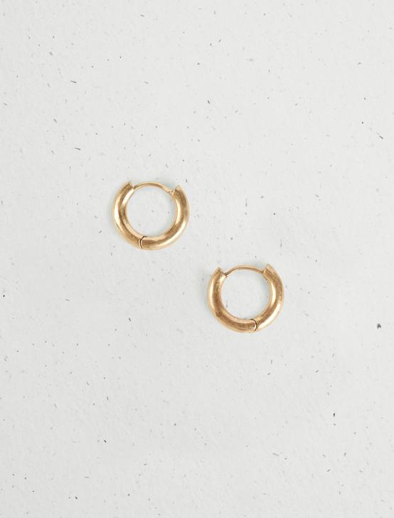Gold Mini Hoops