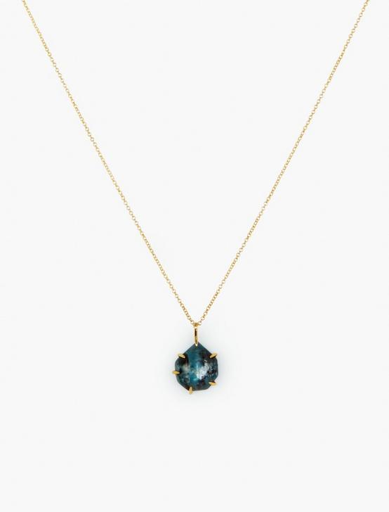 Kyantie Pendant Necklace, GOLD, productTileDesktop