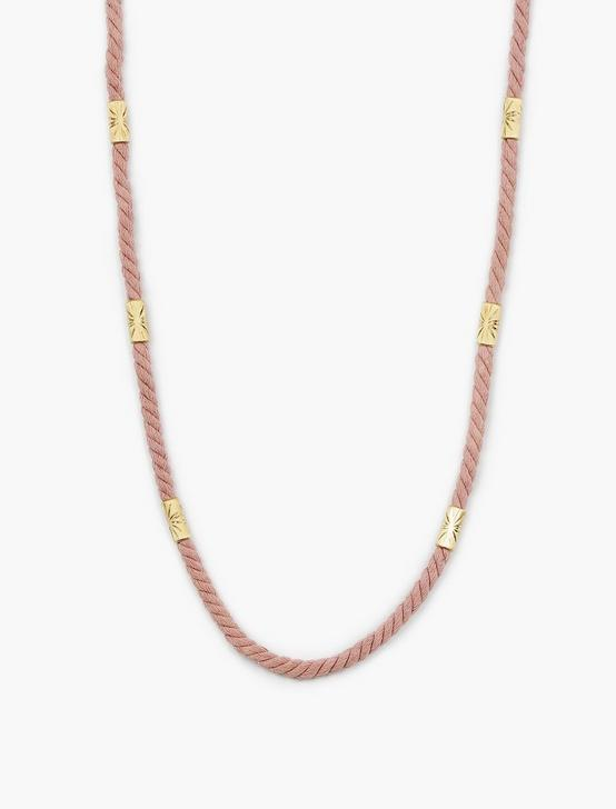 ROPE NECKLACE, GOLD, productTileDesktop
