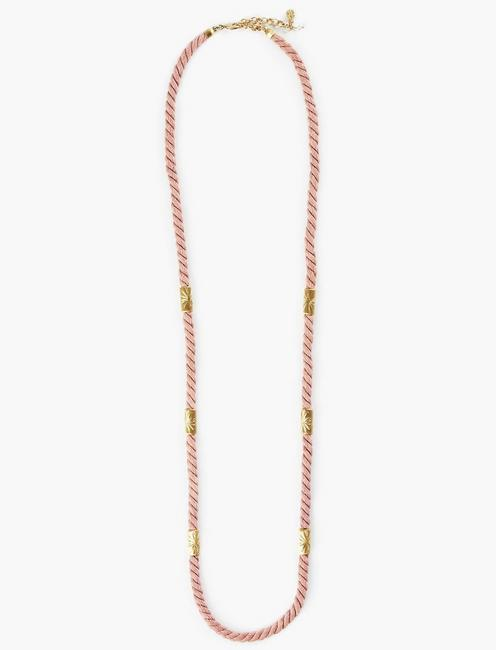 ROPE NECKLACE, GOLD