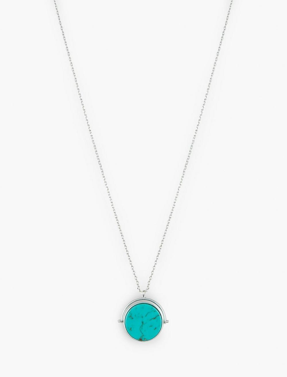SPINNER PENDANT NECKLACE, image 1