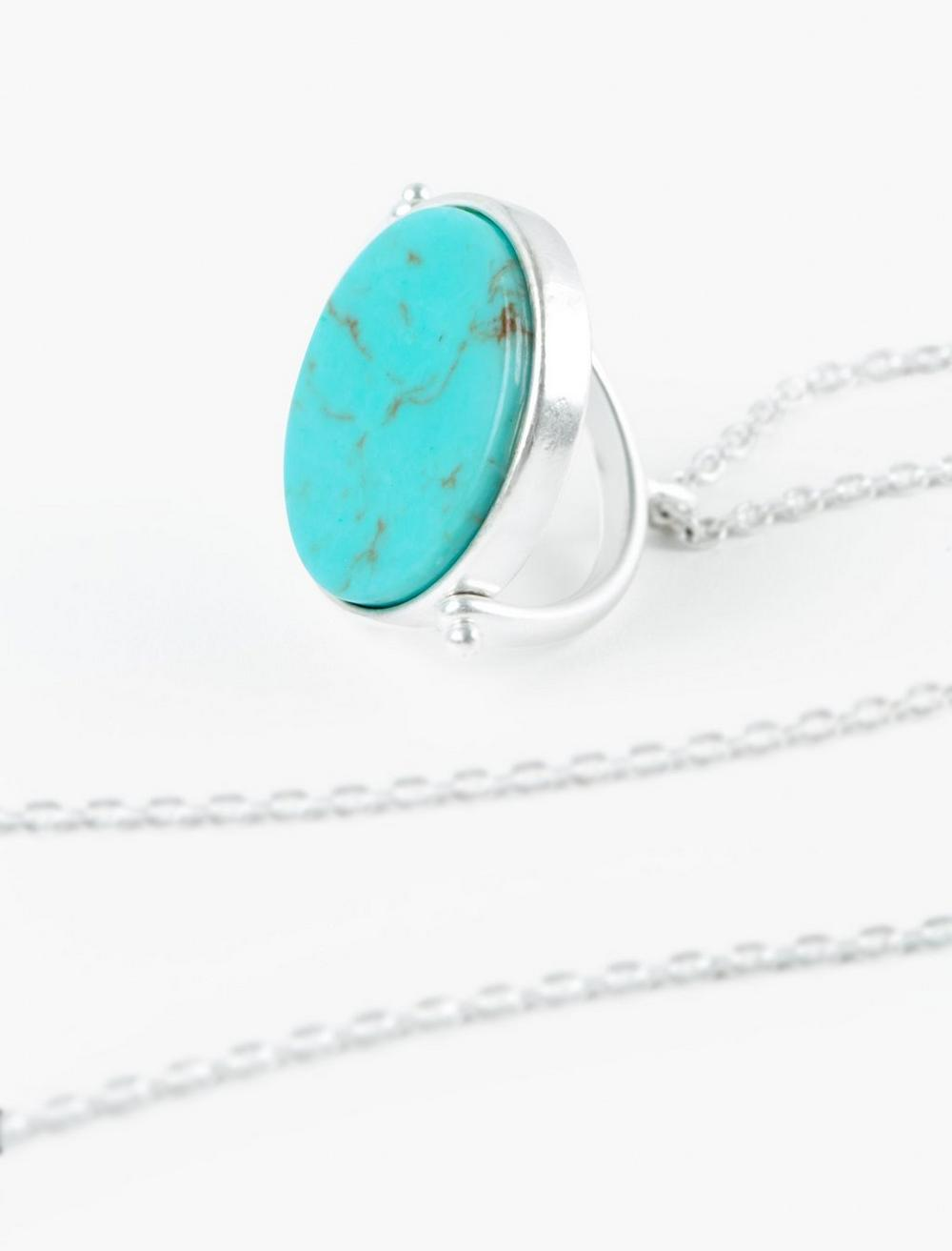 SPINNER PENDANT NECKLACE, image 5