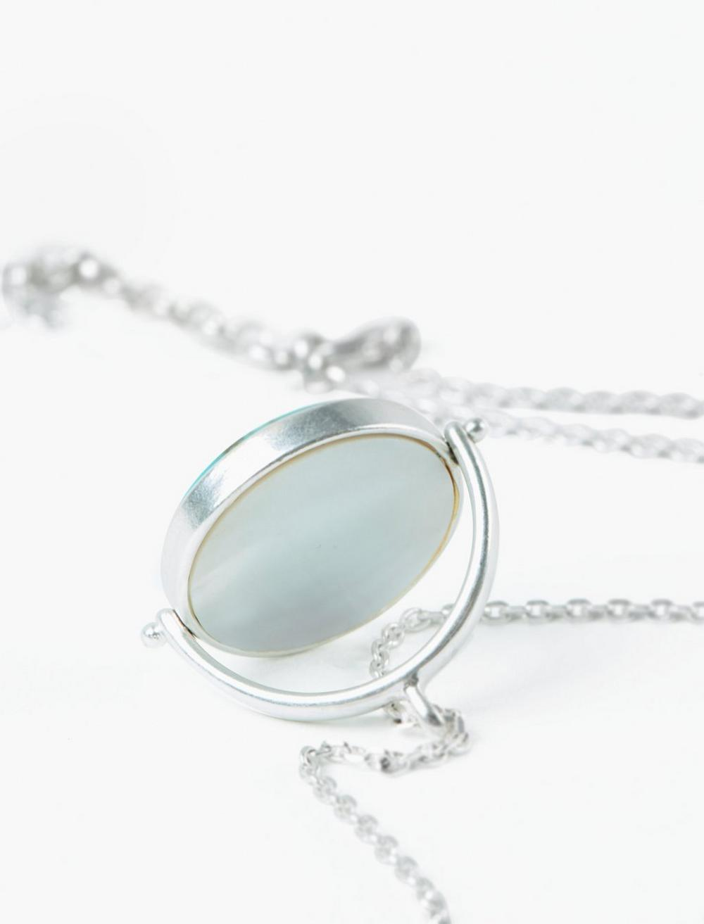 SPINNER PENDANT NECKLACE, image 6