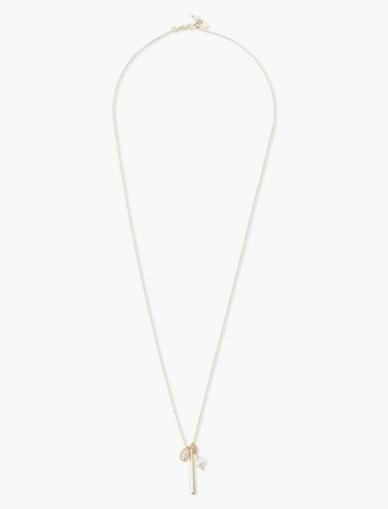 DELICATE NECKLACE, GOLD, productTileDesktop
