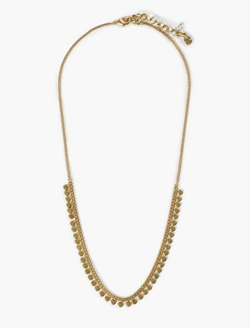 CHAIN NECKLACE, GOLD